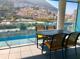 1 Bedroom Apartment Ocean Village, Gibraltar Prime Location