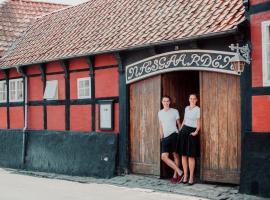 Næsgaarden Pensionat, hotel i Allinge