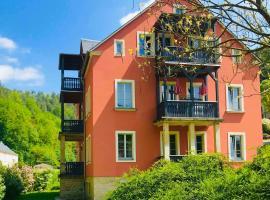 Villa Monsei, apartment in Bad Schandau