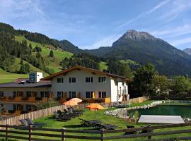 Familienhotel Botenwirt, Hotel in der Nähe von: Golfclub Goldegg, Kleinarl
