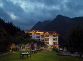 Apple Country Resorts- A Vegetarian Place, resort in Manāli