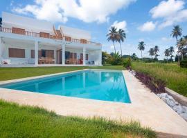 Villa Kalfu, hotel in Las Galeras