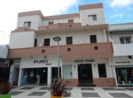 Hotel Timbó, hotel in Piriápolis