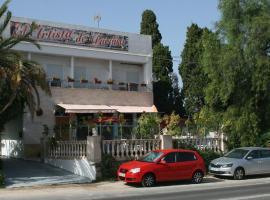 El Artista, hotel en Villajoyosa