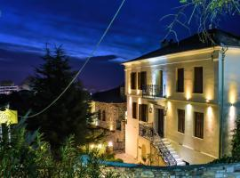 Althea Mansion Hotel, hotel near Pilio Ski Resort, Portaria