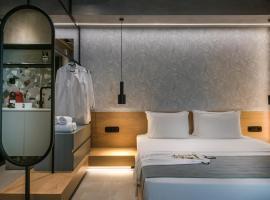 King's Blue, Urban Suites, appartamento a Heraklion
