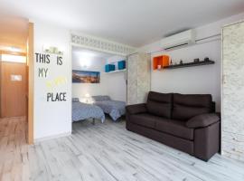 Apartamento F&P primera línea de mar., appartement in Salou