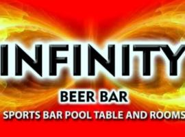 Infinity Bar, three-star hotel in Pattaya Central