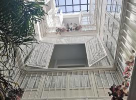 Palacete de La Alameda, hotel cerca de Parque Genovés, Cádiz