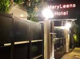 MaryLeena Hotel Gulberg, hotel in Lahore