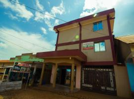 Palace View Guest House, hotel in Jinja