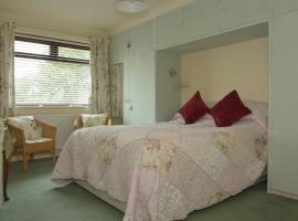 Teign Head Garden Flat, hotel near Newton Abbot Racecourse, Newton Abbot