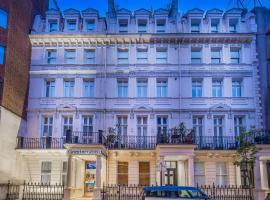 Comfort Inn Hyde Park, hotel en Bayswater, Londres