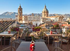La Terrazza sul Centro, hotel in Palermo