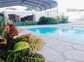 Jade's Oasis, homestay in Oranjestad