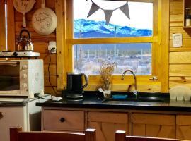 Small Cabins INCA ROCA, vacation rental in Uspallata