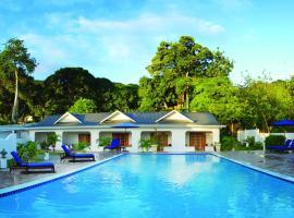 Britannia Hotel, hotel near Glacis Noir Nature Trail, Grand'Anse Praslin