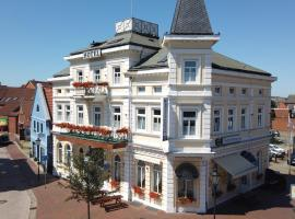 Hotel Hohenzollernhof, guest house in Cuxhaven