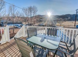 CO Traveler's Value Parks Sunsets CO Perfect, villa in Colorado Springs