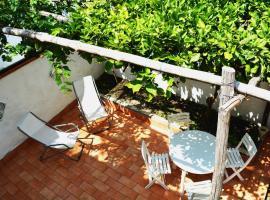 La Bomboniera, self catering accommodation in Maiori
