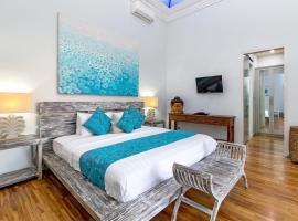 Pura Villa, accessible hotel in Sanur