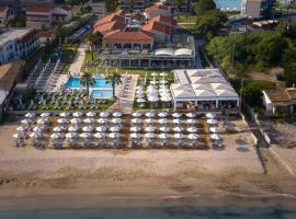 Acharavi Beach Hotel, hotel near Agios Stefanos Beach, Acharavi