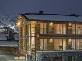 Chalet Obergurgl Luxury Apartments, cabin in Obergurgl