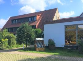 Hotel-Pension Seeadler, guest house in Prerow