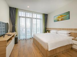 Sun River Hotel & Apartment, apartment in Danang
