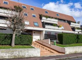 Apartment Olympe.2, hotel in Cabourg
