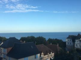 Face mer imprenable - 4 personnes, apartment in Trouville-sur-Mer