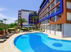 Gardenia Hotel, отель в городе Аланья
