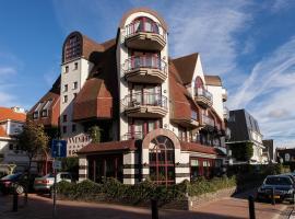 Hotel Binnenhof, hotel near Brugse Vaart Golfbaan, Knokke-Heist