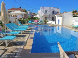 Sonio Beach - Que Bella Collection, hotel with pools in Plataniás