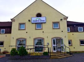 OYO Metro Inns Falkirk, hotel near Stirling Castle, Falkirk