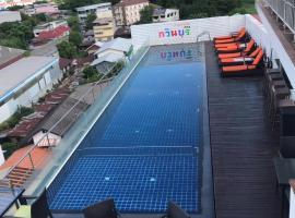 Kavin Buri Green Hotel, hotel in Udon Thani
