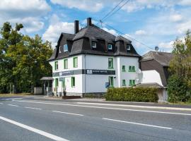 Corners.Inn - Westerwald, Hotel in Wallmerod