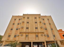 OYO 278 Taj Saba Furnished Units, hotel em Jeddah