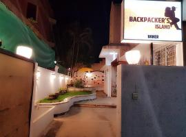 Backpacker's Island, family hotel in Pune