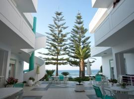 Kristall Suites, hotel near Stalos Beach, Stalos