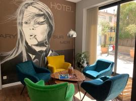 Holidays & Work HOTEL, accessible hotel in Sanary-sur-Mer