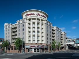 Hampton Inn & Suites Memphis-Beale Street, hotel near Beale Street, Memphis