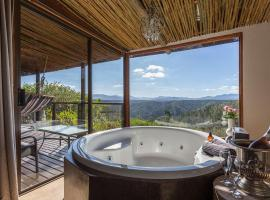 Forest Valley Cottages, resort village in Knysna