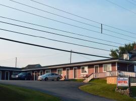 Acadian Motel, hotel in Chéticamp