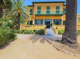 ROC FLEURI - Cap d'Ail, villa in Cap d'Ail