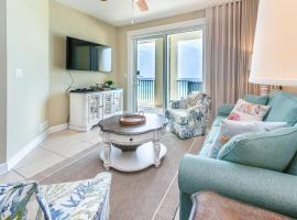 Grand Panama 1-702 by RealJoy Vacations, serviced apartment in Panama City Beach
