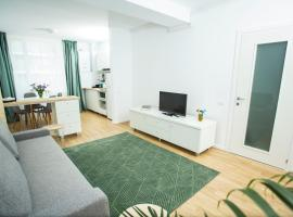 Residence DP Pipera, apartment in Bucharest