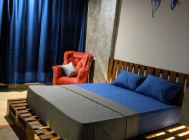 Marina Square Hostel, hotel near Giftun Island, Hurghada