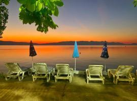 Apartments Villa Boris, hotel near Gradishte 1 Beach, Ohrid