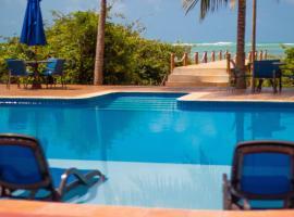 Pousada Barra Velha, accessible hotel in Maragogi